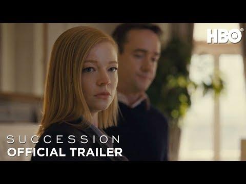 Succession: Season 2   Official Trailer   HBO