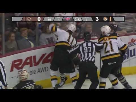 Tyler Lewington vs. Tyler Randell