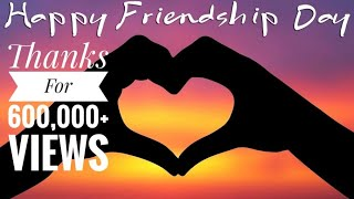 #friendshipday Happy Friendship Day  /Best WhatsApp status video /Blush Blush