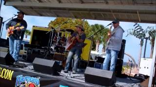 JJ McCoy Performing at the 2012 Punta Gorda BBQ and Music Festival