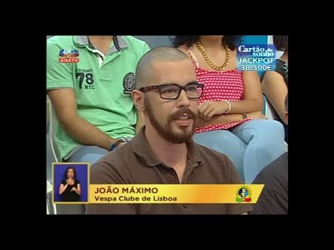 2014 - Boa Tarde, SIC - «Doidos por Vespas»