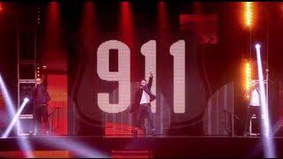 911 SING 'BODYSHAKIN' LIVE - THE BIG REUNION
