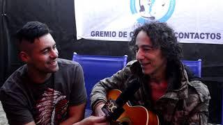 JAVIER CALAMARO   Nota GDC En El Show ( EUFORIA & FURIA CD)