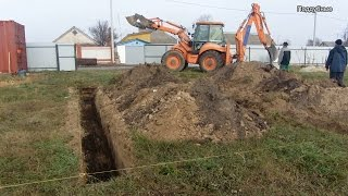 #2 Фундамент за 5 дней День 1 Строительство дома Поддубные