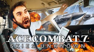 ACE COMBAT 7 : TOUT EST SOUS CONTRÔLE ! | GAMEPLAY FR