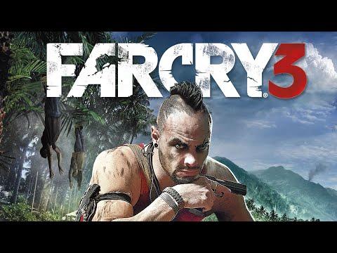 Far Cry 3: Прохождение с комментариями на русском. (Стрим) Часть 3. 18+