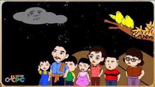 สื่อการเรียนการสอน เมฆกับพระจันทร์ ป.2 ภาษาไทย