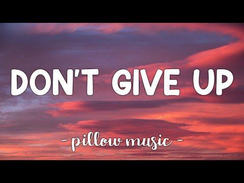 Don't Give Up - Bruno Mars (Lyrics) 🎵