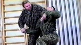 Boevoe sambo Pobejdat mojet kajdyi S nojom i bez nego 1997 Xvid VHSRip