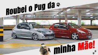 Pug's 207 17'' FIXA! // Roubei O Pug Da Minha Mãe! - V8filmes