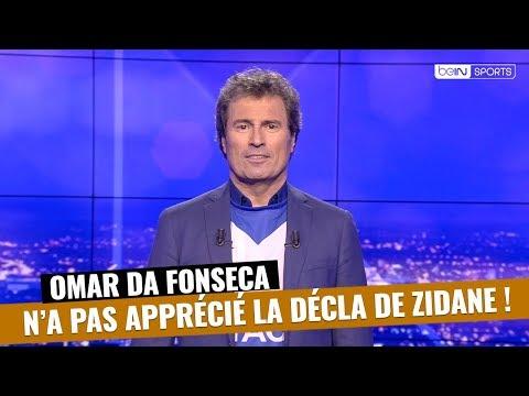 Omar Da Fonseca n'est pas d'accord avec Zidane et le fait savoir