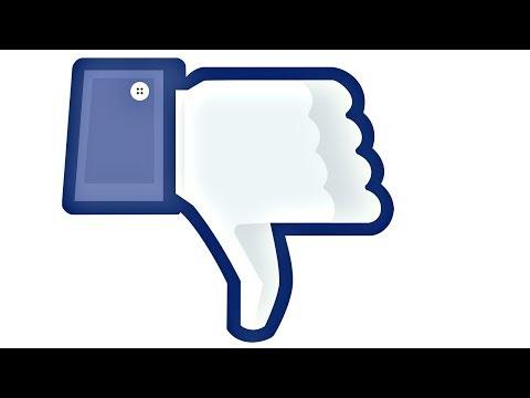 Stinná stránka Facebooku