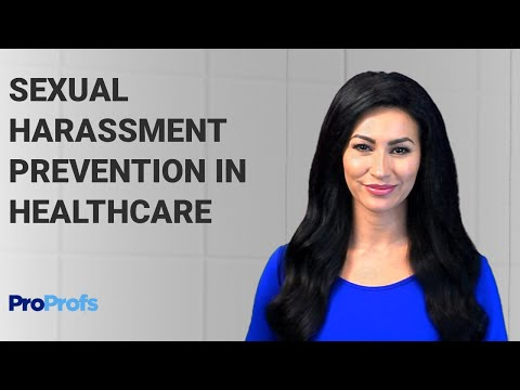 What Is Sexual Harassment Prevention in Healthcare? - YouTube