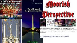 4th of July Moorish Science Perspective Celestial Celebration Sirius Science 🔬