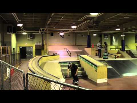 Riverview Indoor Skatepark-Winter part two