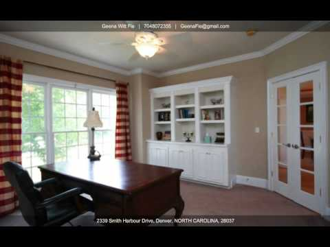 2339 Smith Harbour Drive, Denver, NC 28037