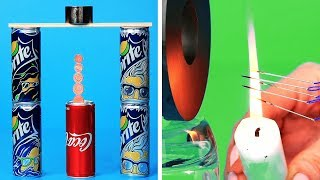 24 EASY AND AMAZING MAGNET TRICKS