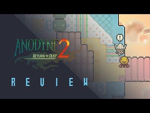 Anodyne 2 Review video thumbnail