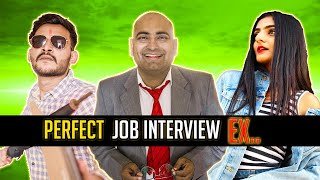 PERFECT Job Interview with Your EX.. || Thukra ke mera pyar Mera inteqam dekhegi || Raman Sharma