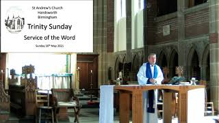 St Andrew's Church- service of the Word Trinity Sunday 10.00am