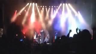 Danzel - Under arrest Live  in Poland 2011 (Rock Version)