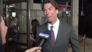 Jerry O'Connell Interview - Christian Grey in 50 Shades Movie?!