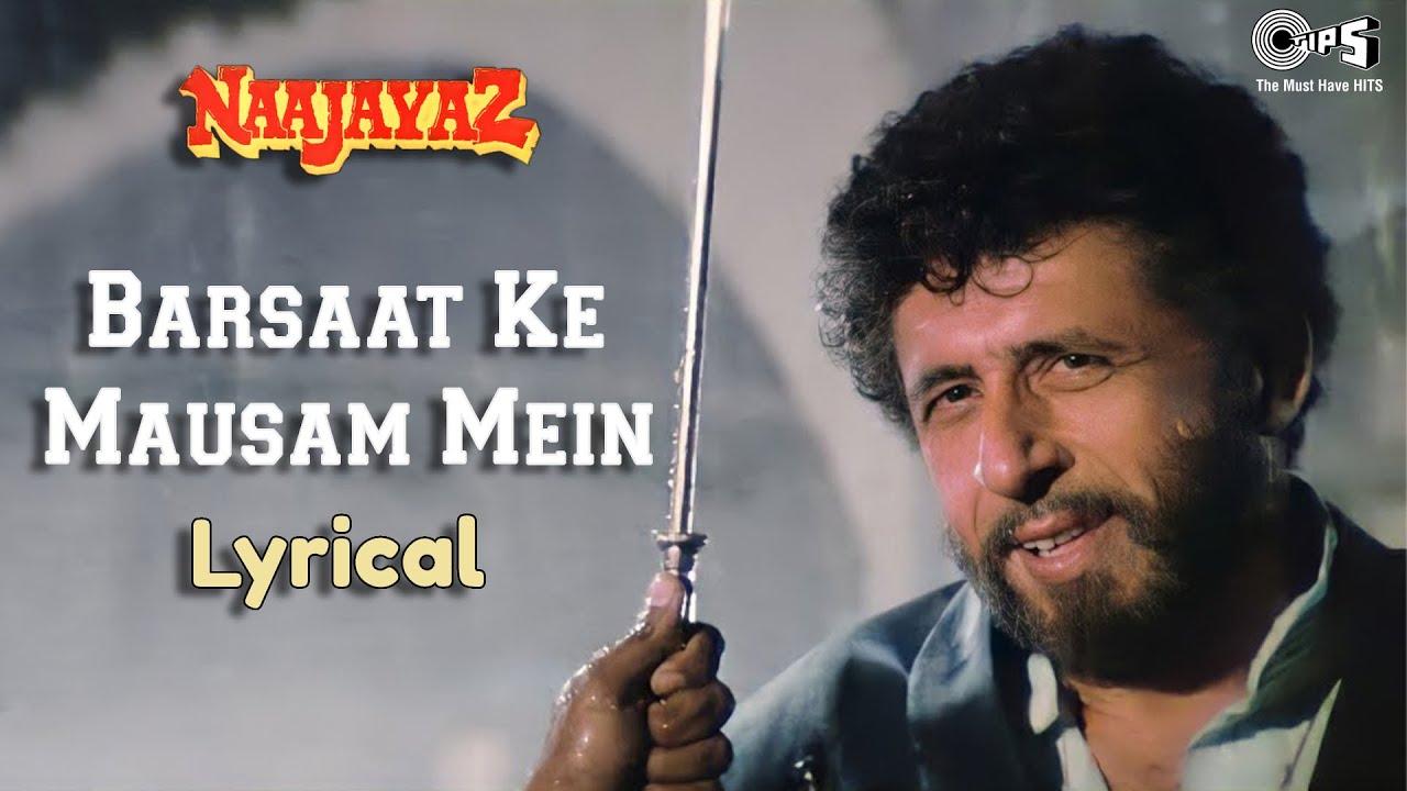 Barsaat Ke Mausam Mein Lyrics  Kumar Sanu, Roop Kumar Rathod Lyrics