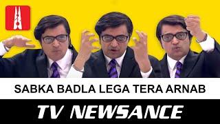 Arnab Goswami on Tik Tok Ban: TV Newsance Episode 95
