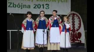 preview picture of video 'Zespół Śpiewaczy Laskowianki - Przegląd Kapel Śpiewaków i Gawędziarzy Ludowych 2013'