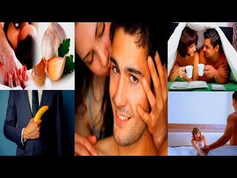 7 ПРОСТЫХ  СПОСОБОВ ПОВЫСИТЬ ПОТЕНЦИЮ БЕЗ ТАБЛЕТОК