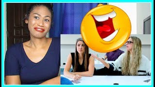 #Lele #LelePons First Day of College | Lele Pons | Reaction