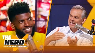 Acho explains why Texas & Oklahoma should leave the Big 12 for the SEC | NCAA | THE HERD