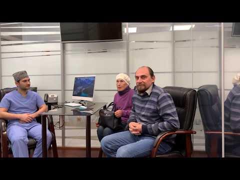 Отзыв о лечении рака молочной железы