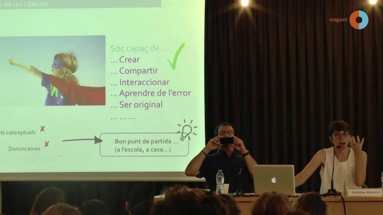 Creactivity, activitats maker a l'aula - Cristina Simarro