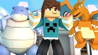 Minecraft: Pokemon Ruby - Terceira Iinsígnia !!#30