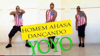 Homem Ahasa Dançando Yoyo   Gloria Groove Feat Iza