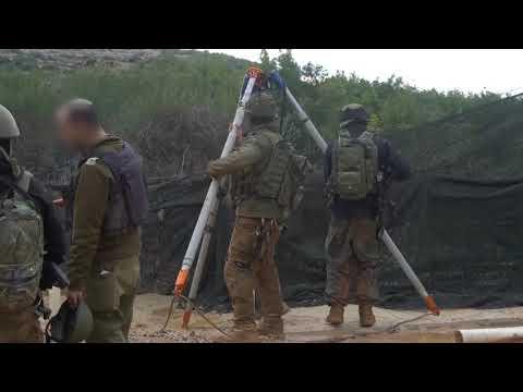 YouTube Video - Israel comienza proceso de destrucción de túneles de Hizbala en su territorio