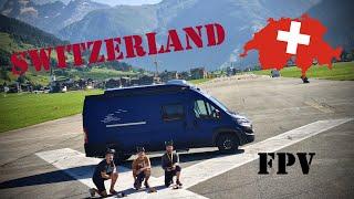 SWITZERLAND from FPV