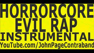 Evil Rap Horrorcore Beat Instrumental Dark FREE