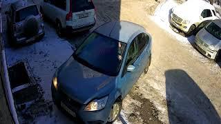 Фокусы парковки на Форде Focus.