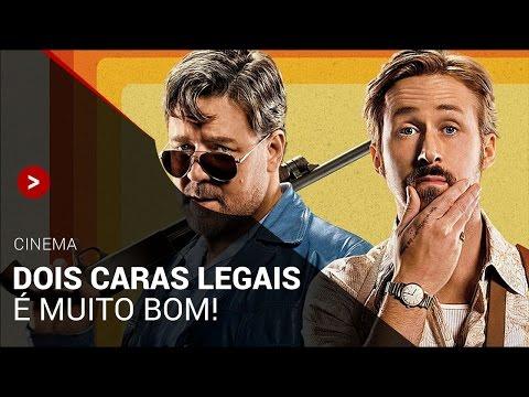 DOIS CARAS LEGAIS (2016) | Crítica