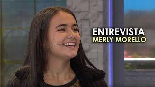 Merly Morello Llegó Al Set Para Contarnos Sobre Sus Redes Sociales