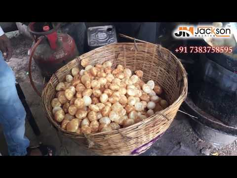 Golgappa Making Machine