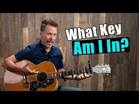 What Key Am I In? Quickly Find Out The Key To Any Song