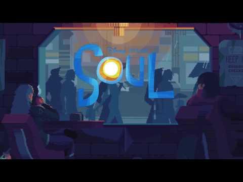 Soul - Official Title Motion (2020)   Disney Pixar Movie