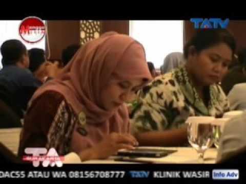 BPJS Ketenagakerjaan Gandeng Kejari TA Surakarta TATV 14/11/2015