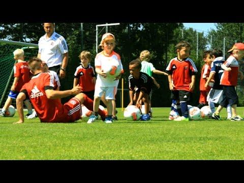 Bambini Training | Liebe für den Fußball wecken (Trailer)