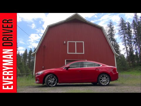 Detailed Review: 2014 Mazda6 on Everyman Driver