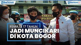 Seorang Remaja Perempuan Berusia 17 Tahun Menjadi Muncikari dalam Prostitusi di Kota Bogor