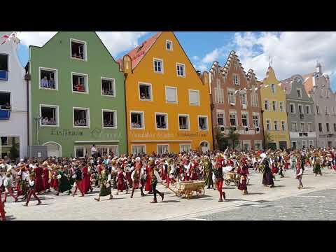 Landsuth Bavaria Festival 2017 Hello Germany